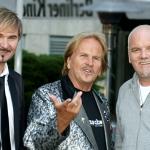 Nik P., DJ Ötzi und Frank