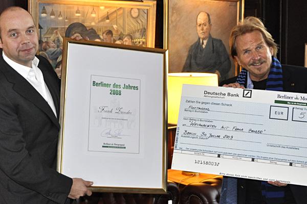 Berliner des Jahres 2008