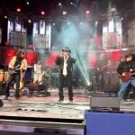 Auftritt bei der NDR-Show