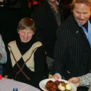 24. Weihnachtsfeier für Obdachlose und Bedürftige im Estrel Berlin