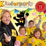"""""""Kinderparty"""" präsentiert von Frank und Scottie"""