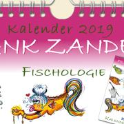 Frank Zanders Fischologie – Kalender 2019