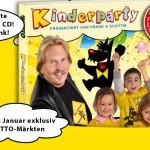 """""""Kinderparty"""" – präsentiert von Frank und Scottie"""
