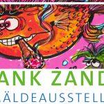 Frank Zanders Gemäldeausstellung in der WasserGalerie